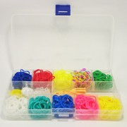 Sada Loom Bands gumičiek Mini