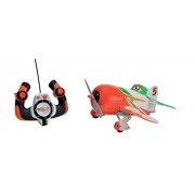 Majorette Planes Rc Driving Plane El Chupacabra, 1:24, Multi Color