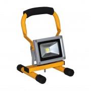 Forsberg LED Baustrahler 10 Watt, mit Traggestell