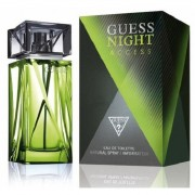 Eau De Toilette GUESS NIGHT ACCESS 100 Ml For Men