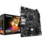 Placa de baza Gigabyte H310M S2 2.0, Socket 1151 , DDR4 , Micro ATX