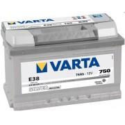 Baterie auto Varta SILVER DYNAMIC 74Ah 12V 750A E38 574402 075