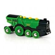 Brio Locomotiva mare verde