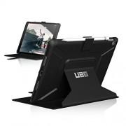 URBAN ARMOR GEAR [UAG] Folio iPad Pro 10.5-inch Metropolis Feather-Light Rugged [Black] Military Drop Tested iPad Case
