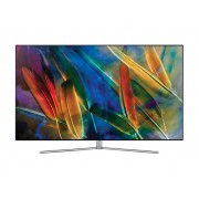 "Samsung 65"" 65Q7FAM 4K QLED FLAT, SMART, 3100 PQI, QHDR, Quad-Core, DVB-T2CS2 x 2, Wireless, Network, PIP, 4xHDMI, 3xUSB, Sterling Silver"