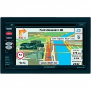 DVD Player Auto 2 DIN cu USB, Card SD, Navigatie si Bluetooth Audiovox - BLO-VME-9520NAV