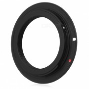 M42 Tornillo Montaje de la lente al adaptador Canon EOS Cuerpo Anillo - Negro