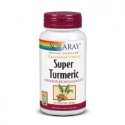 SUPER TURMERIC (CÚRCUMA) 30 Cápsulas vegetales