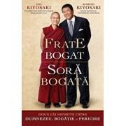 Frate bogat, sora bogata/Robert Kiyosaki, Emi Kiyosaki