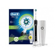 Perie de dinti electrica Oral-B PRO 750 CrossAction + toc