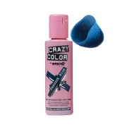 Crazy Color 45 Peacock Blue 100 ml (Páva kék)