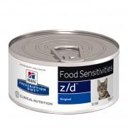 Hills Prescription Diet Feline z/d (lata)
