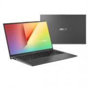 "ASUS VivoBook X512FA-EJ885R Intel i5-8265U 15.6"" FHD matny UMA 8GB 256GB SSD WL Cam Win10PRO CS sedy, Bag&Mouse"