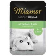 Miamor Cat Ragout krocan a zvěřina ve šťávě - kapsička 100 g