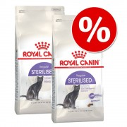 Royal Canin 2 x 10 kg Sterilised 37 Royal Canin torrfoder till katt