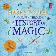 Harry Potter - A Journey Through A History of Magic - Library, British