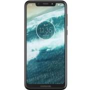 "Telefon mobil Motorola One Lite, Procesor Octa-Core 2GHz, Ecran Capacitive touchscreen 5.9"", 3GB RAM, 32GB Flash, Camera Duala 13+2MP, Wi-Fi, 4G, Dual Sim, Android (Negru) + Cartela SIM Orange PrePay, 6 euro credit, 6 GB internet 4G, 2,000 minute national"