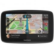 """TomTom Go 5200 Tomtom Navigatore Satellitare 5"""" Wi-Fi Colore Nero"""