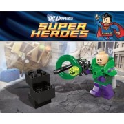 5Star-TD LEGO Super Heroes: LEGO Batman 2 : LEX LUTHOR Minifigure 30164 EXCLUSIVE PROMO Luther