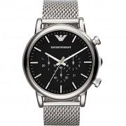 Giorgio Armani Emporio Armani mäns Chronograph Watch AR1808 Silver