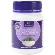 Lifestream Chlorella 200mg 500 tabletter