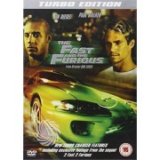 Video Delta Fast & The Furious - Turbo....-Fast - DVD