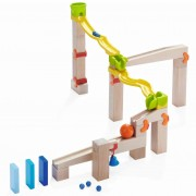 HABA Marble Run Starter Set Switch Track 302946
