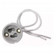 Zocalo Gu10 Zurich Lamparas Dicricas Cable 20cm