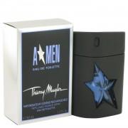 ANGEL by Thierry Mugler Eau De Toilette Spray Refillable (Rubber Flask) 1.7 oz