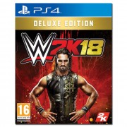 Take2 WWE 2K18 (Deluxe Edition) - PS4