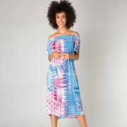 Yest Långklänning med fint axelparti, Singoallamodell (Stl: 36, 38, 42, 44, 46, )