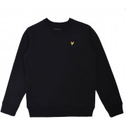 Scott Lyle & Scott Junior Classic Pullover, True Black 8-9 Jahre