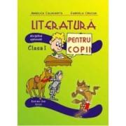 Literatura pentru copii Clasa 1 - Angelica Calugarita Gabriela Craciun