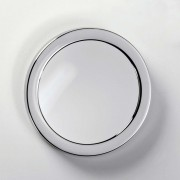 GLOBE 1 cosmetic mirror with suction cups