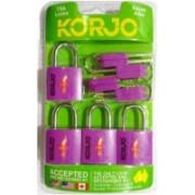 Korjo KTSALL4PUR Safety Lock(Purple)