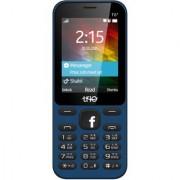 Trio T6 Star Blue-Black (Dual Inch 2.4 Inch Display 1000 Mah Battery Multimedia Phone)