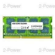 2-Power 4GB DDR3 MultiSpeed 1066/1333/1600 MHz SO-DIMM