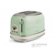 Prajitor paine Ariete 155.GR Vintage 2 felii, verde pastel