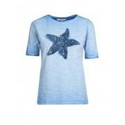 BRAX T-Shirt Cira blau 38