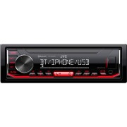 JVC Kd-X362bt Autoradio Bluetooth 1 Din Sintolettore Mp3 Usb Radio Fm Potenza 200 Watt Vivavoce - Kd-X362bt