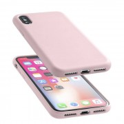Cellular Line Cellularline Custodia per Iphone X in silicone soft touch