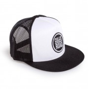 Cult Of The Road Kšiltovka Cult Of The Road Easy Trucker black/white