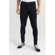 GABBA Jeans Iki K3032 Black Svart