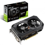 ASUS GeForce GTX 1660 TUF Gaming OC (6GB GDDR5/PCI Express 3.0/1530MHz-1845