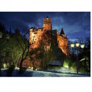 Puzzle D-Toys - Romania - Bran Castle, 1.000 piese (DToys-63038-MN09-(70746))
