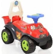 Masinuta de impins Sand Beach Car Red