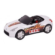 Toy State Road Rippers Light and Sound Convertibles Nissan 370Z, White