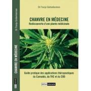 Éditions Solanacée Livre Chanvre en médecine : Redécouverte d'une plante médicinale