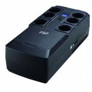 UPS, FORTRON NANO FIT 600, 600VA, Line-Interactive (PPF3602301)