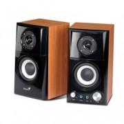 Genius Zvučnici SP-HF500A , Drveni ,14W